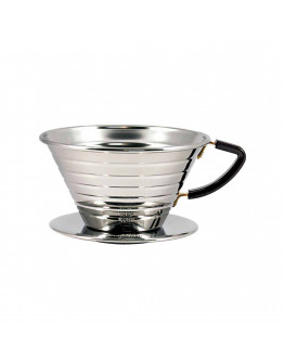 Kalita Stainless Wave Dripper 185