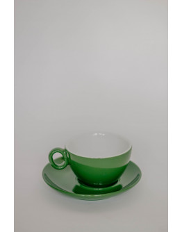Luna Inker Cup with saucer 250 ml