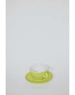 Cup with saucer Luna Inker 170 ml