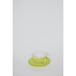 Чашка з блюдцем Luna Inker 170 мл