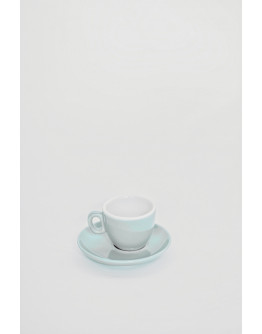 Luna Inker Cup with saucer 170 ml