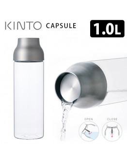 Kinto Capsule Water bottle of 1 l