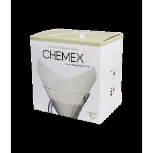 Фільтр кавоварки CHEMEX квадратний 6, 8, 10 CUP