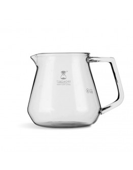 Timemore Glass teapot